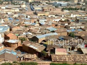 Shanty town Asmara